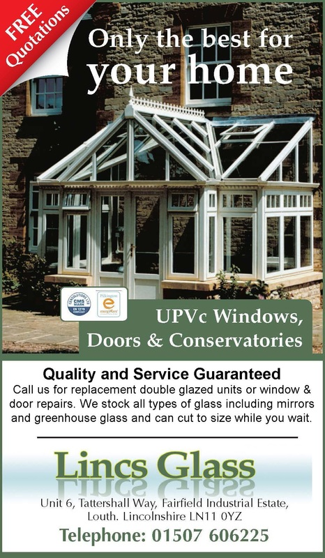 Double Glazing Conservatory & Lincs Glass Louth Ltd - uPVC Door and Window Specialists